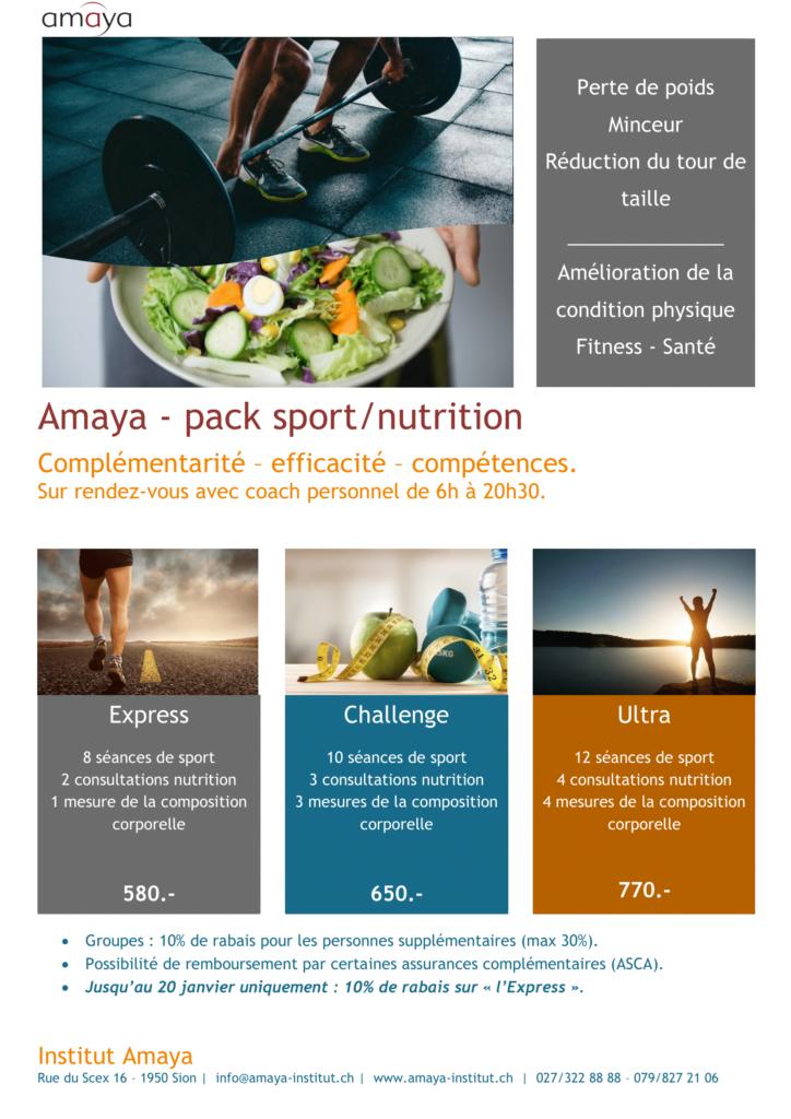 Flyer pack sport nutrituib